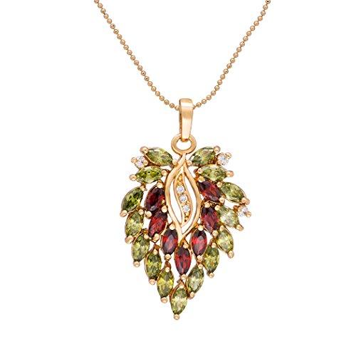 Romantic Time Autumn's Tale 18k Rose Gol - Diamond Maple Leaf Charm Shopping Results