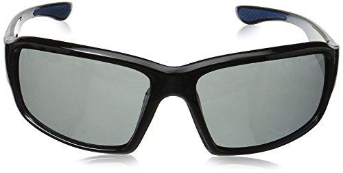 Rectangular 10229243 Grant com Men's Sunglasses Polarized Adrift Black Foster xIFwY7qI