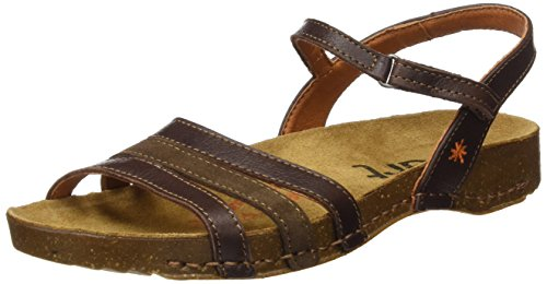 Art Brown Brown Memphis Brown Sandals with I Strap 0998 Breathe Women's Ankle HvxqPwHrC