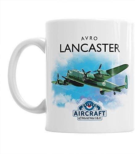 N\A Avro/Lancaster/Bomber,/Flying/Legend,/Avro/Mug,/Regalo/de/avi/ón/de/la/Segunda/Guerra/Mundial/para/Hombres/y/Mujeres