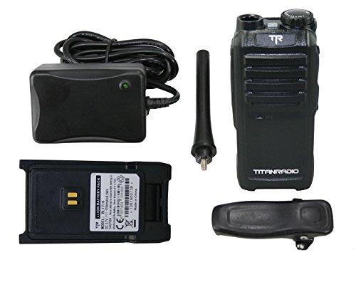TR200 UHF 450-470 Mhz 16 Channel Walkie Talkie Handheld Radio