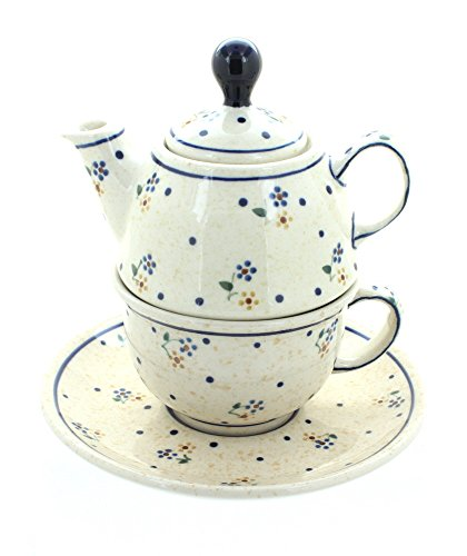 individual teapot and cup - 9