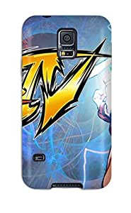 Flexible Tpu Back Case Cover For Galaxy S5 - Street Fighter Ryu