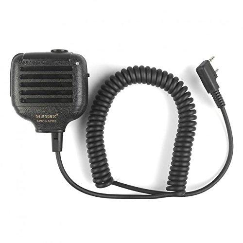 Bluetooth APRS Tracker, SainSonic AP610 PTT Talk Speaker for