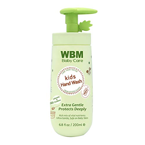 (Baby Hand Wash, Honey/wheatgerm Oil, 200)