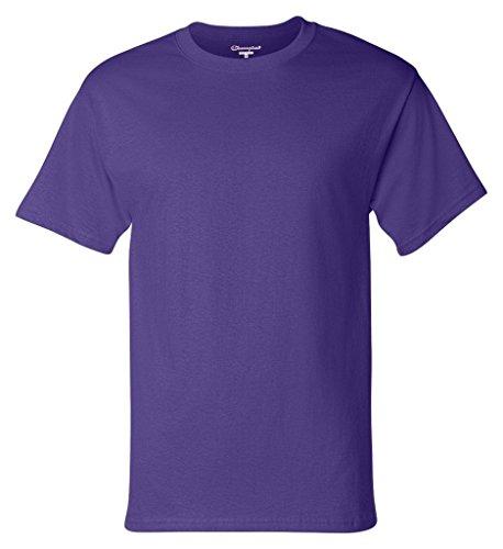 T Purple Uomo Uomo shirt T shirt Champion Purple T Champion Champion Purple Uomo Champion shirt T shirt xOAafpx