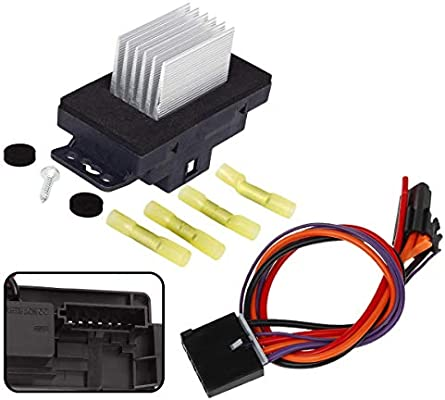 Engine Cooling & Climate Control PartsSquare A/C Heater Blower ...