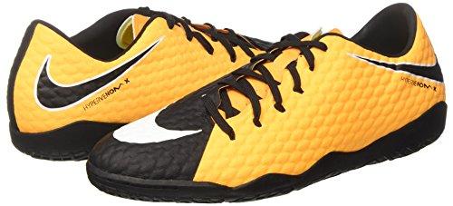black Ic Uomo Calcio white black volt Hypervenomx laser Scarpe Da Nike Phelon Arancione Orange Iii white 7x0tgwxBq