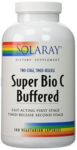 Super Bio C - Buffered 500 mg - 360 - Capsule