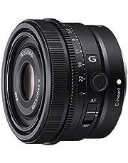 $598 » Sony FE 50mm F2.5 G Full-Frame Ultra-Compact G Lens