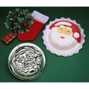 Jolly Santa Mold Case Pack 24 Home Kitchen Furniture Decor
