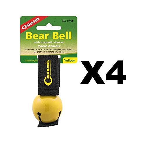 - Colored Bear Bell Yellow