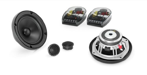 "JL Audio C5-525 5.25"" C5-Series 2-Way Component System"