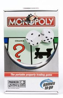 monopoly travel board game - 7