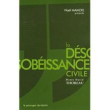 Désobéissance civile (La)