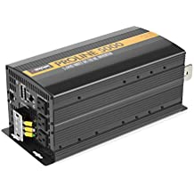 Wagan 3744 Proline Black 5000W Inverter + Remote
