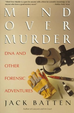 book cover of Mind Over Murder