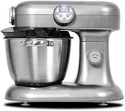 Multifunción Robot de cocina CECO Mix 1000 W 5 l – 21 funciones: Barajar, Batir, Mezclar, Remover, amasar, cocinar, moler, cortes, zerstoßen, trocear, zerreiben, rallar, Exprimir etc.: Amazon.es: Hogar