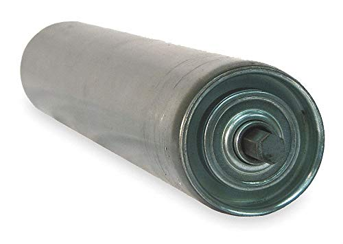 Steel Replacement Roller, 2-1/2InDia, 39BF