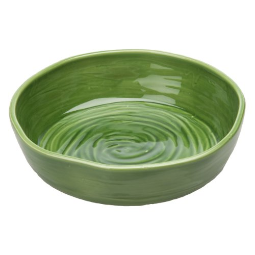 Abigails Le Moulin Bowl, Large, Green