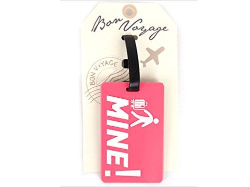 Mine Luggage Tag - MINE LUGGAGE TAG