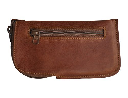 Brown Genuine Leather Cover Lined Case Soft Sleeve Pouch Pocket Wallet with Zipper fits 1 2 2 3 3.5 4 4.5 5 40 45 210 225 266 300 310 454 500 520 525 600 600 601 625 630 635 720 925 928 929 930 1020 3000 3.5X Mi-356 354e 3G 402+ 4.0D 404e 4G 53 Jasper A10 Karbonn A107+ A125 A16 A2+ A27 Ninja A27+ A29 A29 A31 A35 Bolt A4+ A40 celcon A42 A48 A500IPS A5i A6 A600 A64 A66 A8 A859 A88 CanvaMusic A99 Ace Style Acer Liquid E2 Acte Advance Alcatel Touch Alcatel Touch Evolve Alpha Apple iPhone AR 40 ARCHO40b Titanium ARR 35 AsuZenF AT Neo AT&T Z998 Avail Beam BlackBerry Blade Q c C5 C7045 Casio G'z Commando concord Core D Dash Discover S730G DROID Ultra E BLU E1 Edge Elite Emporia eco Exceed Exhibit Express F3 F3Q F5 F6 F7 F70 Fierce Fire E First G2 G510 G525 G6 General Mobile Discovery GIGABYTE GSmart Maya M1 GJ Google Nexus Grand Pro Hongmi HTC 8XT Huawei Ascend D2 ICEMOBILE Prime Icon Idol II TV III Value Edition Iri405 IV Jolla Smartph JR K zoom KKT 35+ Kyocera Hydro EDGE L L L5 L65 L7 L70 L90 LAVA 3G 356 LG Volt Life Play X Light LT900 Lucid Lumia Icon M M2 Maxwest Orbit 4400 MAXX Meizu MX3 Mettle 4x Micromax A26 Bolt mini Motorola RAZR V Music 4.0 N800 NEC Terrain Neo NIU Niutek 4.5D Nokia 220 Nubia Z5S One OPPO R819 OptimuL9 P P2 P37 P6 P7 P7 Panasonic P31 Pantech Discover Plum Axe Plus Poise Mi-451 Pop C7 Prelude Premia Prestigio MultiPh PAP400 Duo Prevail Pro 30 pure Q Q10 Q5 Q500 Q600 Q700 Q700i Q800 X-Edition Q900 Radiant RAZR D3 Rey R3 S S4 s400 Ruby s470 Black Pearl S5 S650 S660 S7 S850 Samsung Galaxy Ace SE Slim Snap Solar Sonata Sony Xperia Source SP Spark 285 Spice Mobile Smart Flo Sprint Force Star lte Stellar Glamour Supreme SV T-Mobile Prism II T4 UMX U680 Valet Valiant Vertu Ti s s3 s4 Verykool i240 VIBE Videocon A23 Vital Vitria Vo 4.8 HD W1 W2 W2014 Warp Win X Xcover Xiaomi Mi-2S Xolo A500L XTRM Y300 Y530 Yezz ANDY AZ4.5 Z Z1 Compact Z10 Z3 Z30 Zen Mobile Ultraf 102 ZL Zoom ZR ZTE Grand Sand other phones mini bag purse