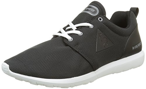 Sportif Basses Charcoal Poke Baskets Coq Black Noir Adulte Dynacomf Mixte Le Xv5xw