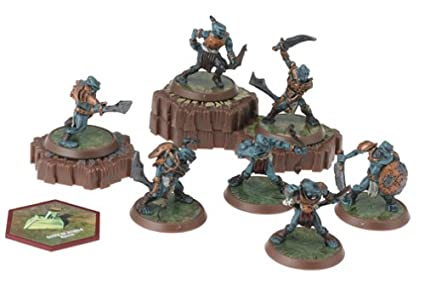 Amazoncom Heroscape Expansion Set Assortment Grut Orcs Toys Games