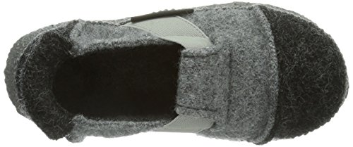 Nanga Berg - Caña baja de lana infantil Grau 64