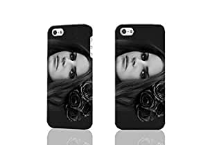 TYH - Lana Del Rey D Rough Case Skin, fashion design image custom , durable hard D case cover for iPhone 4/4s , Case New Design By Codystore ending phone case