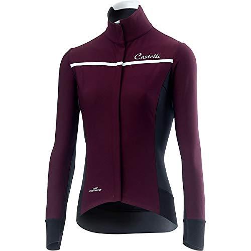 (Castelli Trasparente 3 Jersey - Women's Barbaresco, XL)
