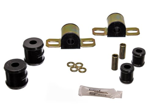 "Energy Suspension 3.5113G 1"" Rear Stabilizer Bushing Set for GM"