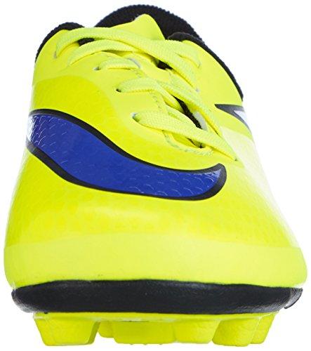 a2b9ef8bbb81 Nike Hypervenom Phade FG-R - Zapatillas de fútbol Unisex Niños Amarillo ( volt  ...