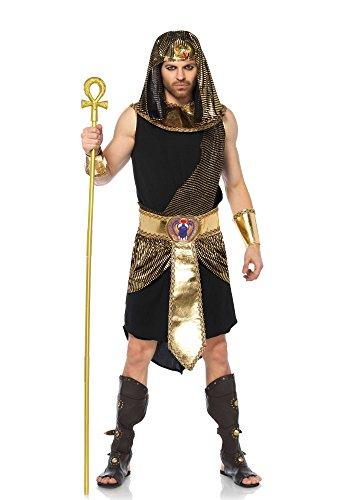 Egyptian God Adult Costume - (Mens King Tut Costume)