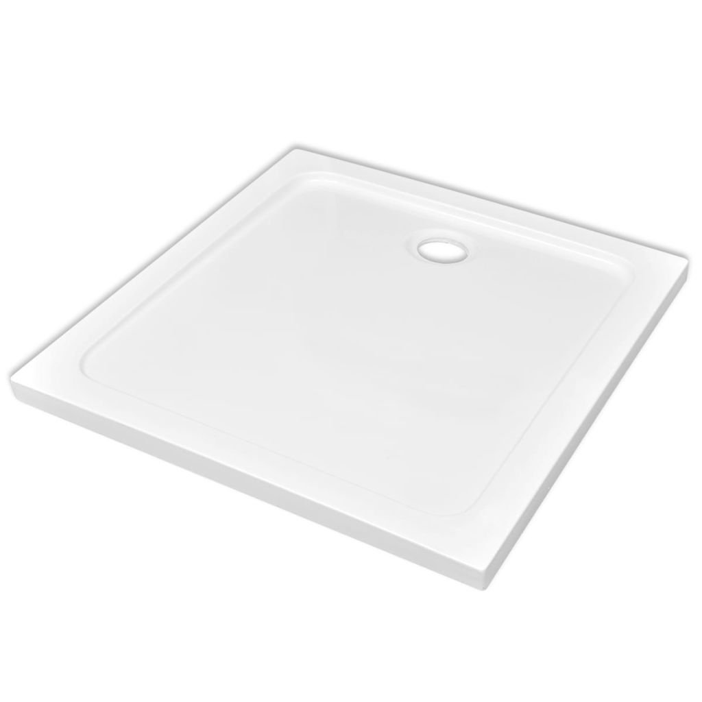80x80 cm Bianco