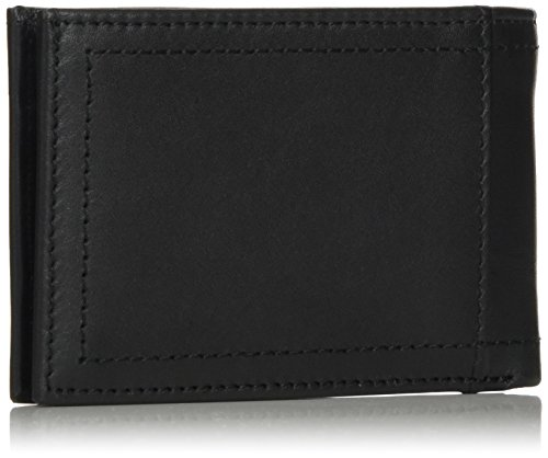 Wallet Tommy Mini black feuille Hilfiger Pour Porte Noir Homme q1rI17
