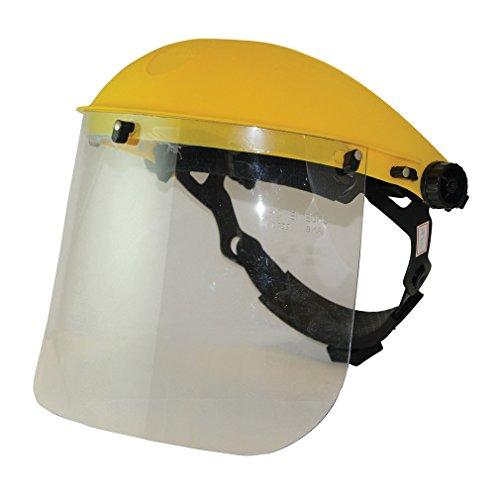 Silverline 140863 Transparenter Gesichtsschutz Transparent