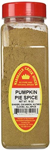 Marshalls Creek Spices X-Large Size Pumpkin Pie Spice, 16 Ounces