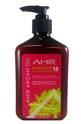 Argan Spectrum Moisturizer Lotion Sunscreen