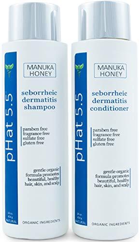 Seborrheic Dermatitis Shampoo Conditioner Set product image