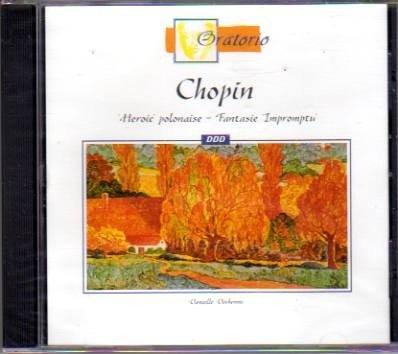 Chopin: Heroic Polonaise - Fantasie Impromptu