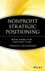 Nonprofit Strategic Positioning: Decide Where to Be, Plan What to Do
