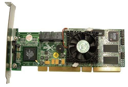Ddr Sdram Controller - Areca ARC-1110 4 Port Serial ATA RAID Controller - 128 MB ECC DDR SDRAM - PCI-X - 300 MBps - 4 x7-pin SATA Serial ATA/300 - Serial ATA Internal