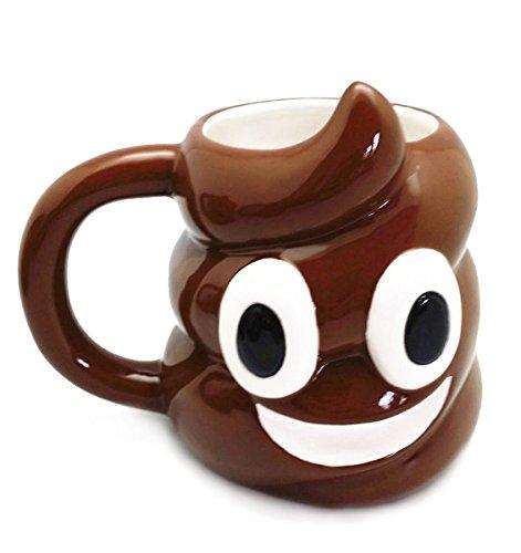 Funny 13OZ Ceramic Travel Coffee product image