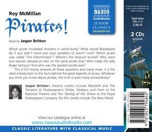 Pirates! (Naxos Junior Classics) (Naxos Junior Classics (Audio))