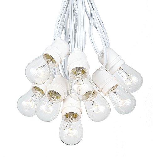 37 5 Edison Outdoor String Lights