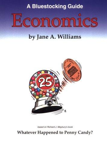 Economics: A Bluestocking Guide