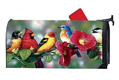 Animal Songbirds Bird Flower Birds Paradise Magnetic