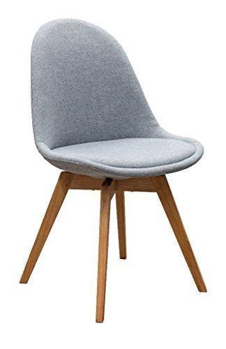 Esszimmerstühle Eiche designbotschaft davos stuhl grau eiche esszimmerstühle 1 stck