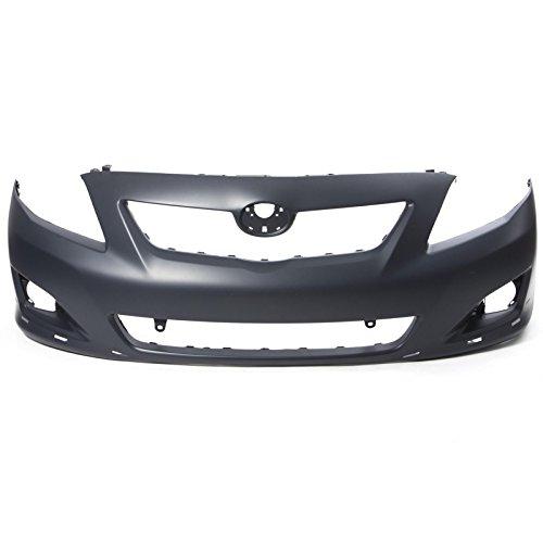 front bumper cover toyota corolla - 9